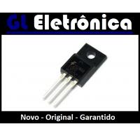 Transistor Fqpf8n60c To-220f 8n60c 8n60 600v 8a Mosfet Canal N