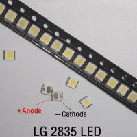 Led Backlight Lg 2835 1w 3v