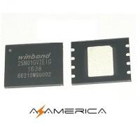 NAND Eprom Azamerica S1009+ (PLUS) - ( W25N01GVZEIG )