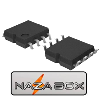 Serviço de Regravação da Eprom Nazabox NZ S1010 - ( 25Q64FVSIG )