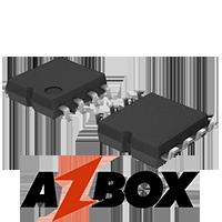 Eprom Azbox Bravissimo Twin Tranformado em MAXFLY THOR - Gravada