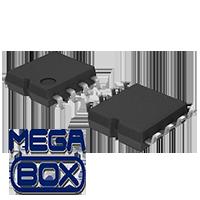 Eprom Megabox 2000 - Gravado